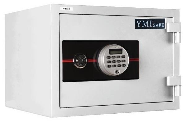 YMI Fire Resistant Safe Box (YMI-H58E_58kg)_MADE IN KOREA