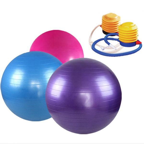 75cm exercise ball #9