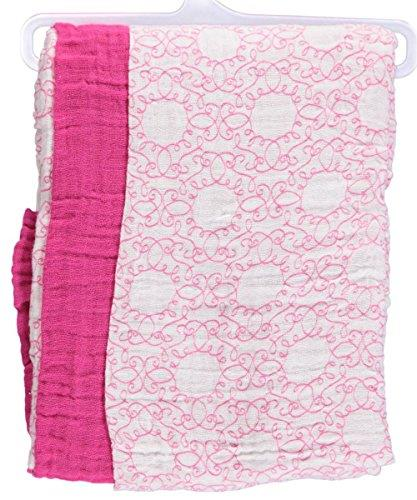 Yoga Sprout Muslin Swaddle Blankets 117cmx117cm 2pcs