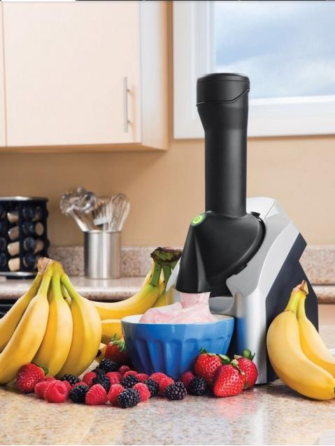 Yonanas Fruits Ice Cream Yogurt Maker