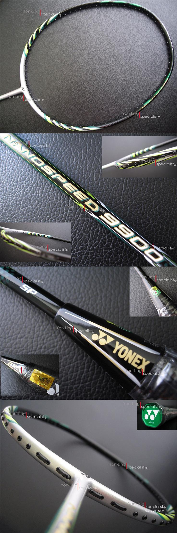 Yonex NANOSPEED 9900LTD Green Version