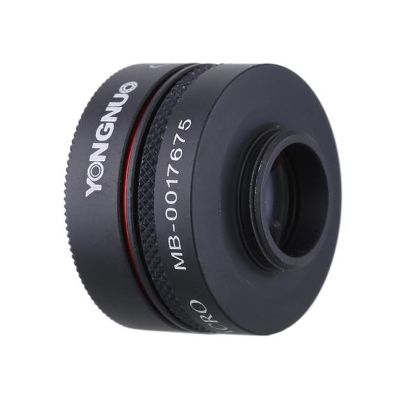 YONGNUO Smartphone Phone Camera Photo 0.65X Wide Angle and Macro Lens