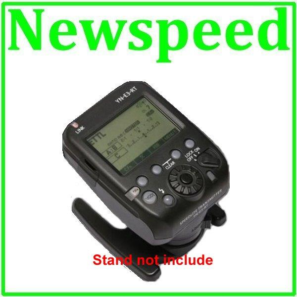 Yongnuo Wireless Speedlite Transmitter YN-E3-RT for Canon ST-E3-RT
