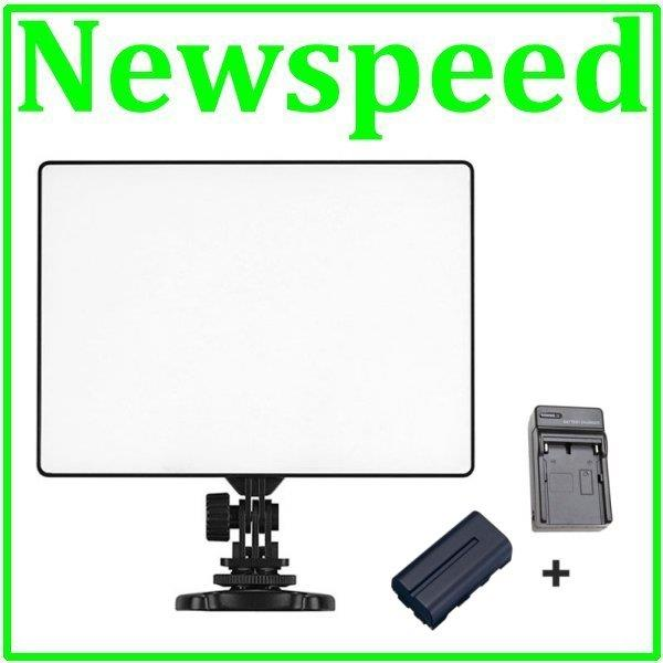 New Yongnuo YN300 Air LED Video Light + Battery + Charger