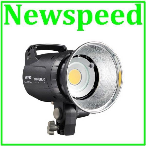 Yongnuo YN760 Pro LED Light Video Light + 2pc Battery + Charger