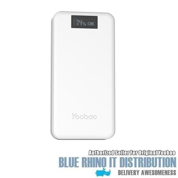 Yoobao LCD Power Bank YB-M20 20000MAH (Authorized Original Seller)