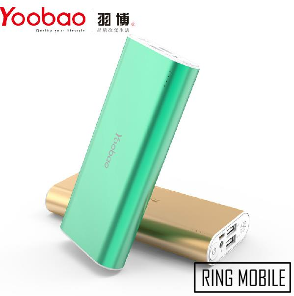 Yoobao Master 10000 mAh Power Bank - YB - T4 / Original - rmtlee