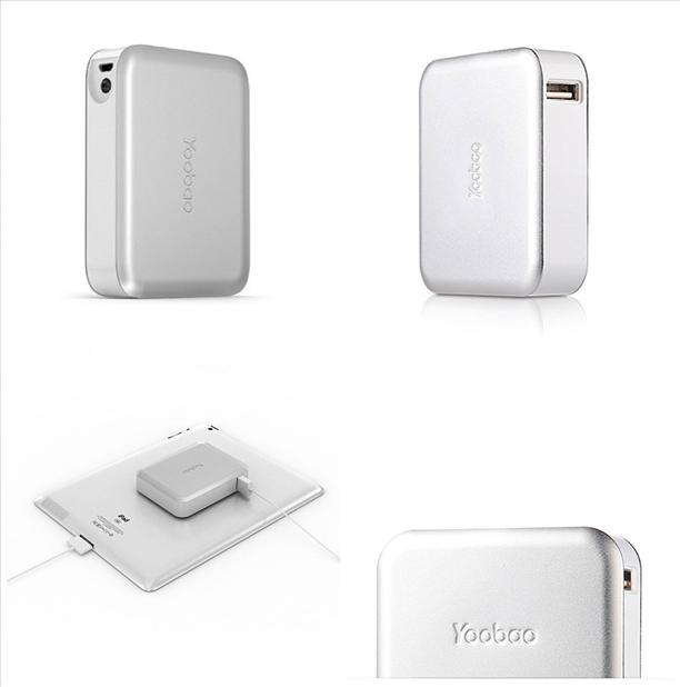 Yoobao Original YB-649 Magic Cube II 10400 mAh Power Bank - rmtlee