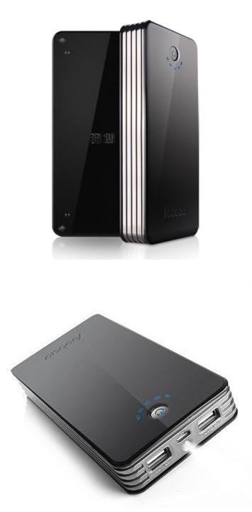 Yoobao Original YB-665 Thunderbolt 15600 mAh Power Bank  - rmtlee