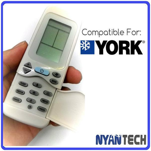 YORK  AIR-COND REMOTE CONTROL(COMPATIBLE)