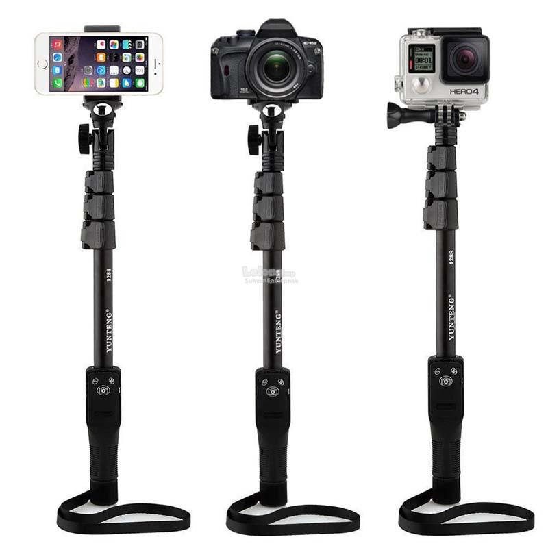 yunteng 1288 selfie stick monopod ca end 1 16 2018 3 15 am. Black Bedroom Furniture Sets. Home Design Ideas