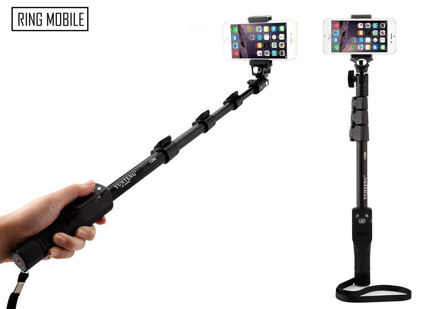 yunteng yt 1288 bluetooth wireless selfie stick monopod original selangor. Black Bedroom Furniture Sets. Home Design Ideas