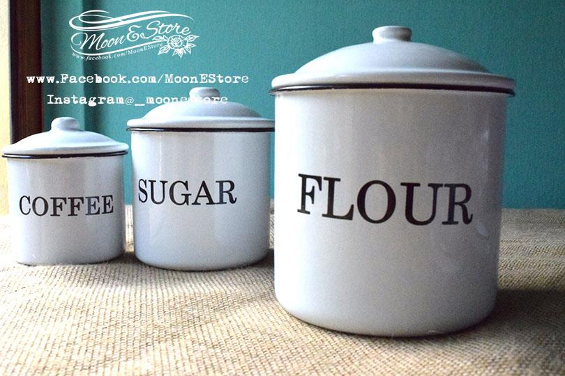 canister sets for flour and sugar images vintage kitchen canisters flour sugar and tea by enquirewithin