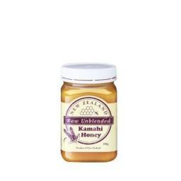 New Zealand Raw Unblended Kamahi Honey (500g)