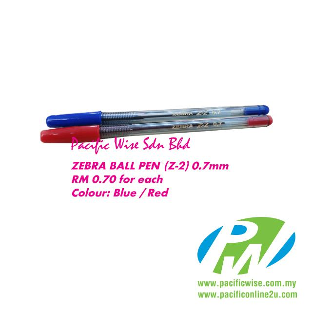 Zebra Ball Pen Z-2 0.7mm