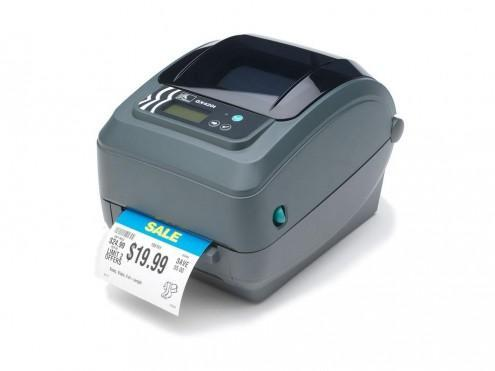 Zebra GX430T Barcode Printer - USB/serial/Ethernet