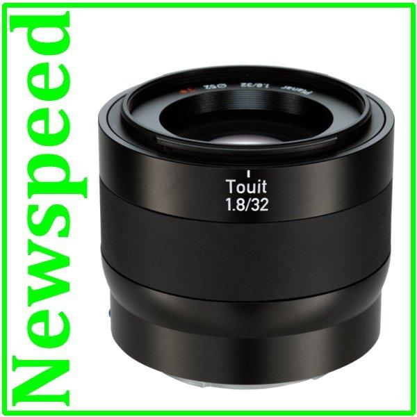 New ZEISS Touit 1.8/32 32mm F1.8 Lens for Fujifilm X Mount Camera