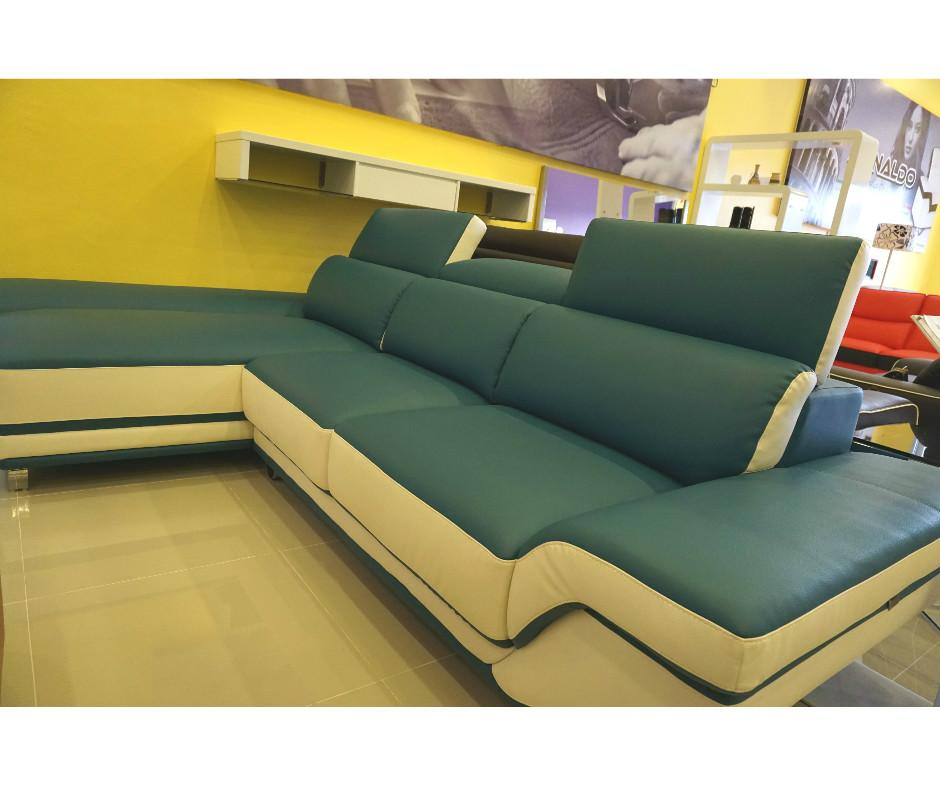 ZEUS L SHAPE SOFA