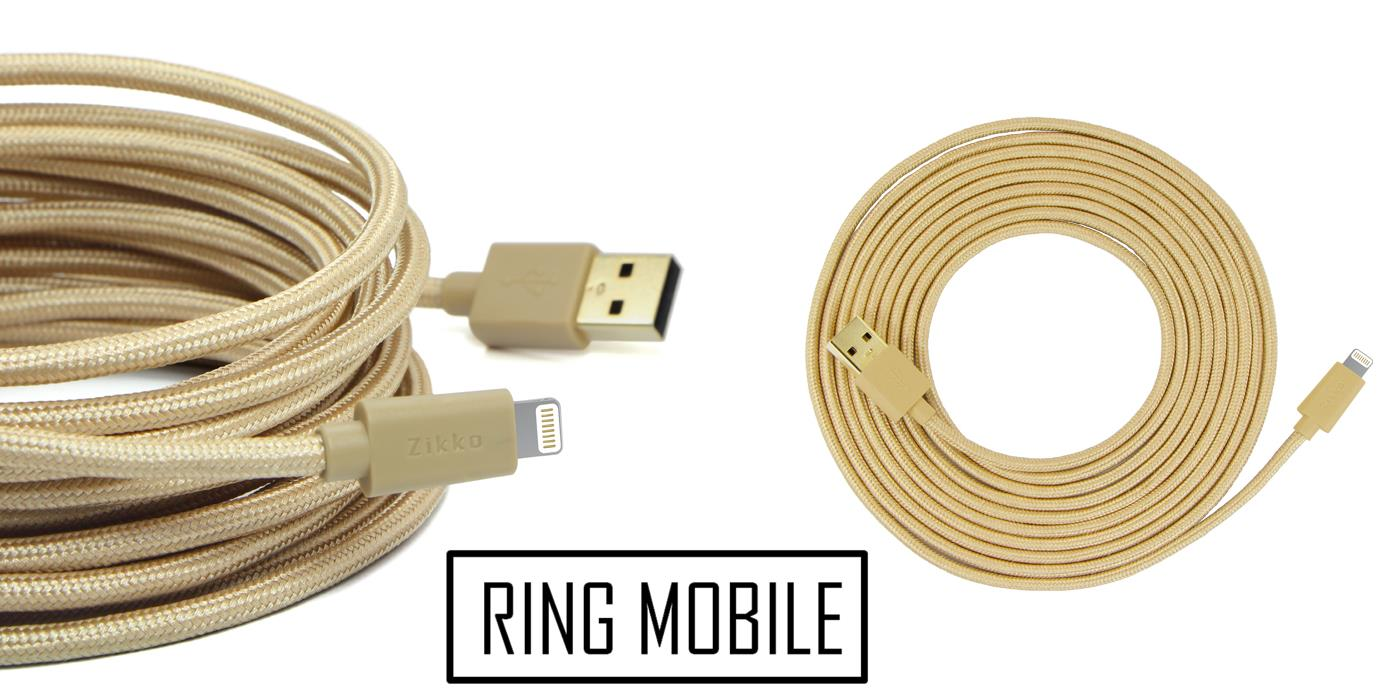 Zikko 3M Woven type Lighting Cable - Original