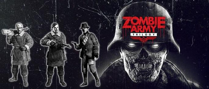 zombie army trilogy ending a relationship