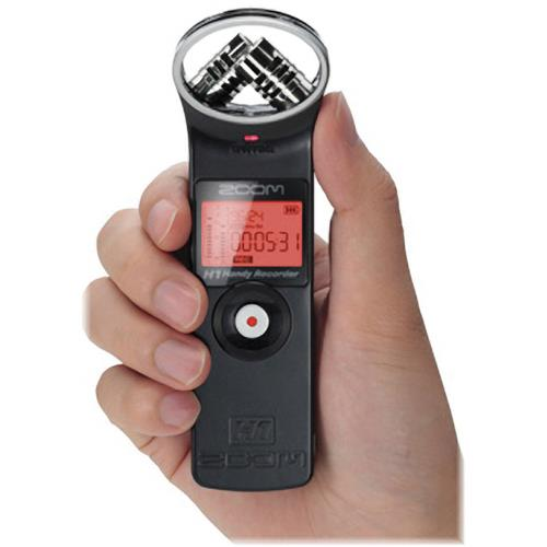 *Zoom H1 High-Definition Portable Audio Sound Recorder - Ready Stock!