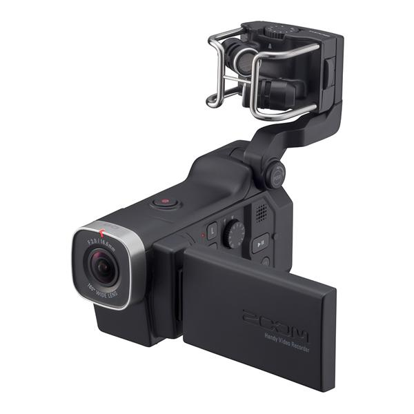 * Zoom Q8 2K HD Video & Sound Recorder Four Track - Ready Stock! Hot!