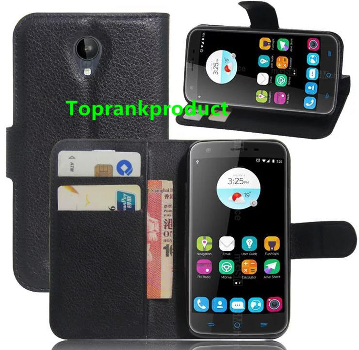 ZTE Blade A310 Flip PU Leather Stand Case Cover Casing + Free Gift