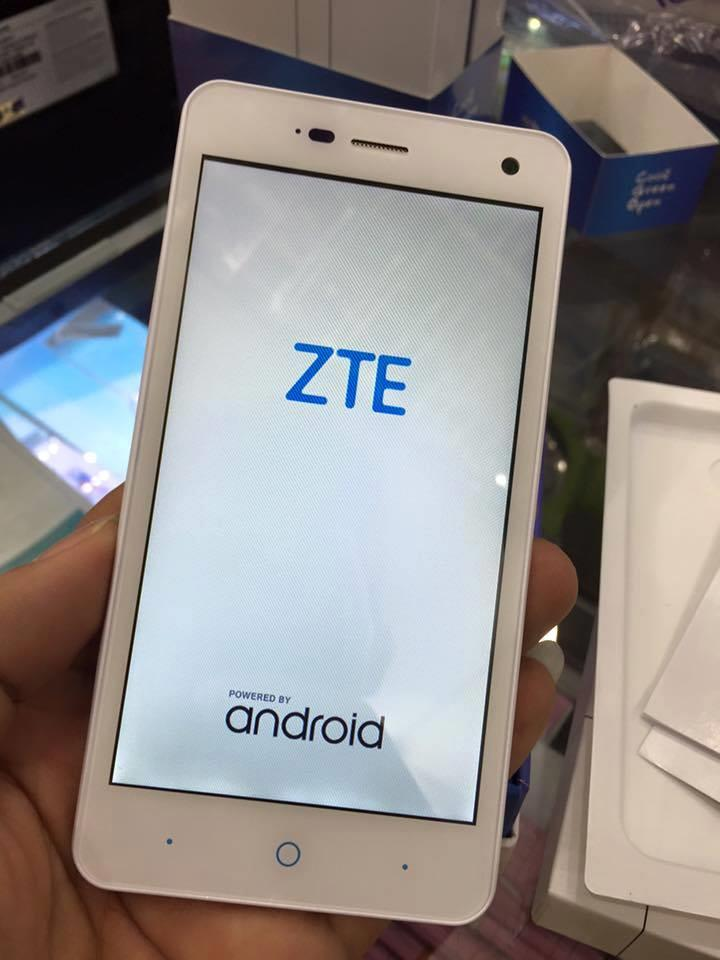 Chinese zte blade l3 fotos GP2