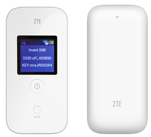 updated Feb zte mobley router USB The Not