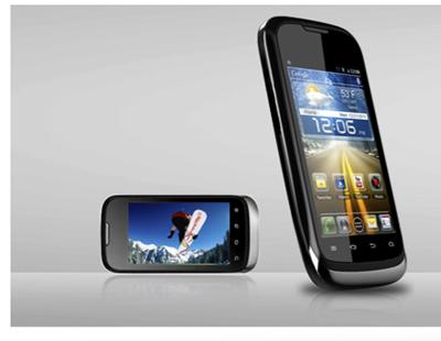 ZTE V793 ANDROID PHONE / 3.5' / dual sim /acer / alcatel * Ready Stock