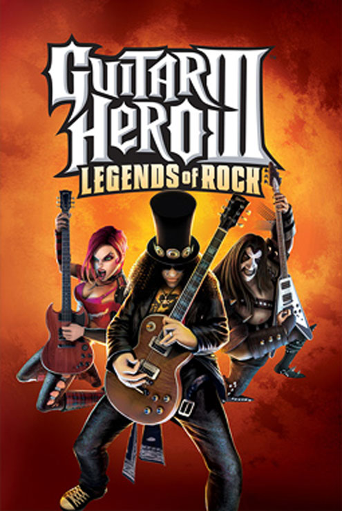 Guitar Hero 5 Cover. Guitar Hero 3 - Legends Of