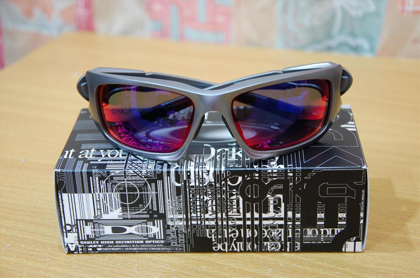 8e4cada3dd ... cheap oakley scalpel positive red iridium bceeb 027a5 ...