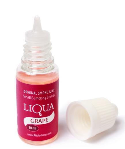 Original LIQUA e- liquid refill for e-cigarette Free Courier Shipping!