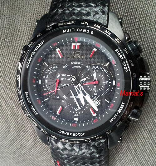casio edifice wave ceptor manual