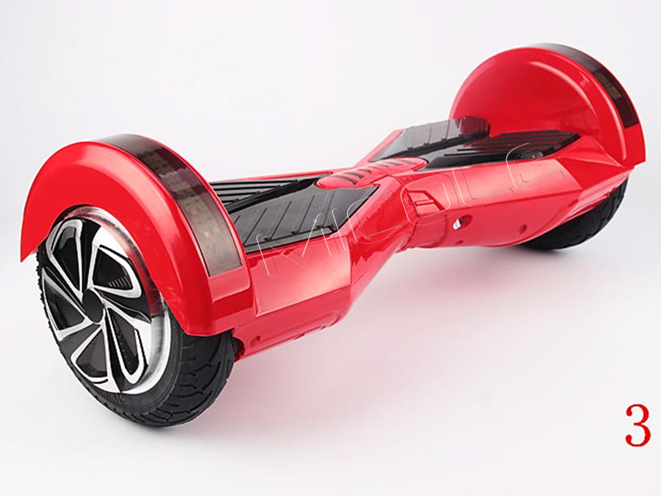 Segway Hoverboard Led Remote Bluetooth 2 Wheels Electric