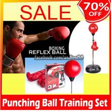 Punching Ball Fighting Bag.Fitness-Gym Equipment-Boxing