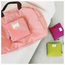 folding storage bag shopping bag shoulder bag * 3 Color Choose