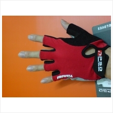 Bicycle glove- Prowell Gloves (RED)