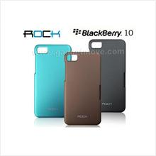 ROCK NEW Naked Shell Blackberry Z10 Case Back Cover SGP TPU