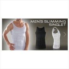 Men Slimming Body Shaper Vest Singlet