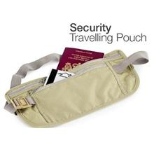 Travel Money Passport Security Waist Pouch Belt Bag Adjustable