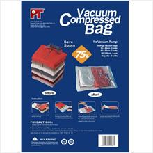 5 units of Vacuum Bags with Pump