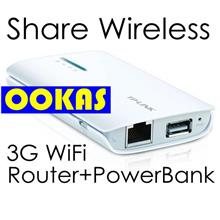 TP-LINK 3G/4G Portable Broadband Wireless WiFi Router TL-MR3040