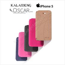 Kalaideng Oscar Series Apple IPhone 5 Flip Cover Leather Case Pouch