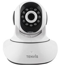 Megapixel Wifi IP camera Tenvis IPRobot3 PnP for Day Care
