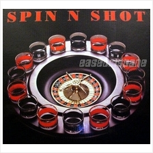 Sale: 1 pc Roulette Spin n Shot Game Set