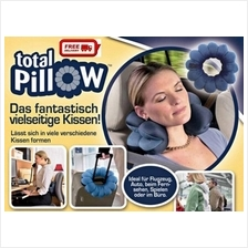 Free Shipping-As Seen On TV Versatile Twistable Total Pillow