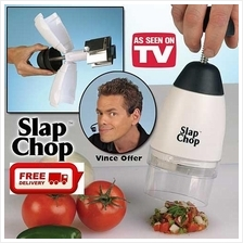 Free Shipping- Slap Chop with Graty Kitchenware Dicer Chop Mincer