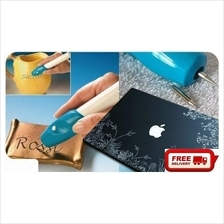 Free Shipping- EZ ENGRAVER Jewellery/Wood Electric engraving pen