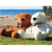 Valentine gift Big Teddy Bear -1.2 Meter hurry up Free Shipping Now !